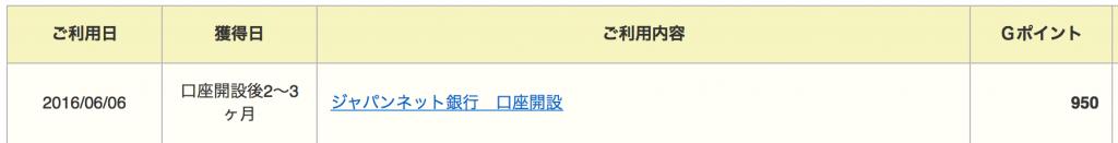 ジャパンネット銀行有効