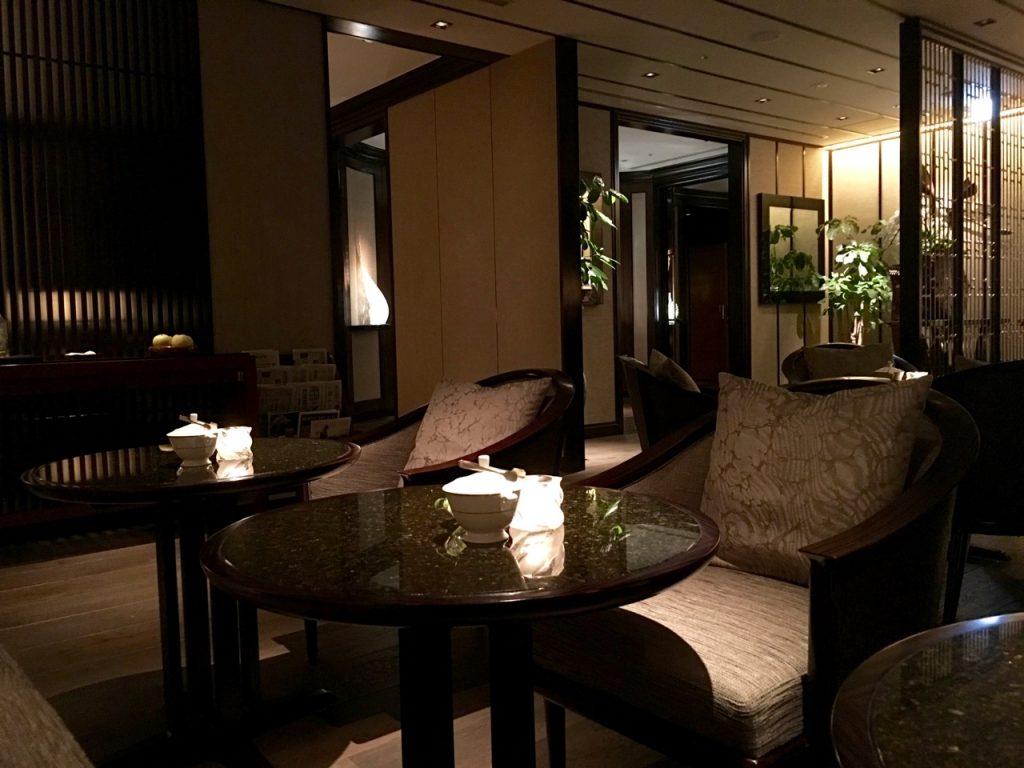 ザ・リッツ・カールトン東京の53階クラブルーム